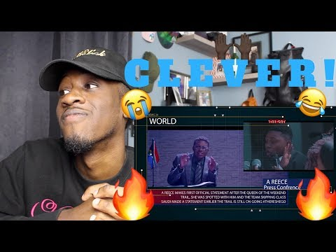 SAUDI - THERE SHE GO FT. A-REECE REACTION