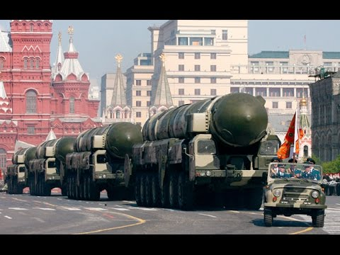Victory Day Parade in Moscow 2017 (Soviet Hell March) - Парад Победы на Красной Площади 9 мая 2017