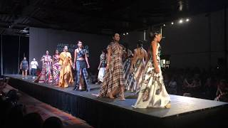 Santa Fe Indian Market 2018 - Haute Couture Fashion Show - Jamie Okuma & Ataumbi Metals