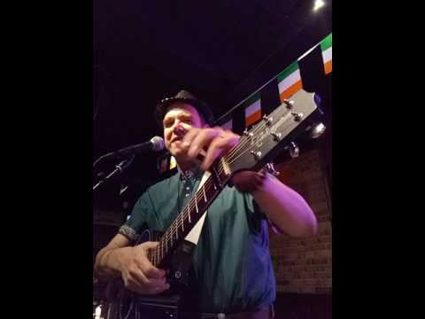 Darren Mullins-Live On St. Patrick's Day 2017 at the London Lounge (Full Show)