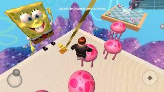Roblox #1 Escape SpongeBob with Mark