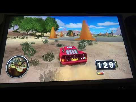 Cars: Maternational Wii Story Mode
