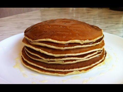 Американские Панкейки(Блины)/American Pancakes(Breakfast)/Простой Рецепт на Завтрак(Очень Вкусно)