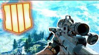 Black Ops 4 Gameplay - 47 Kill HIGHEST Killstreak AC-130 Multiplayer Gameplay