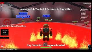 part 2 of roblox rap battles