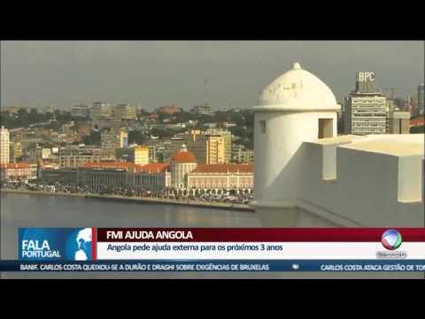 Fala Portugal - Angola pediu ajuda ao FMI