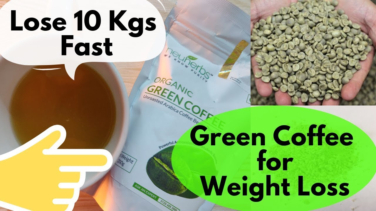 Green Coffee for Weight Loss | How to Make Green Coffee | Lose 10 Kgs Fast | Giveaway! #1