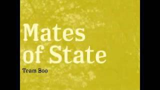 Watch Mates Of State Ha Ha video