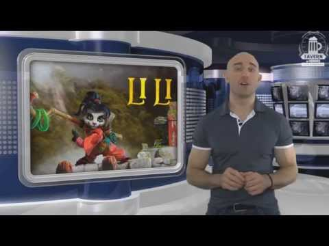 видео: hots level 10 (Эпизод 2) - Лучший герой для начинающих: Обзор Лили (rus)