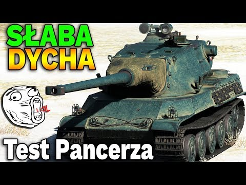 NAJGORSZA DYCHA? - AMX M4 mle. 54 - Test pancerza - World of Tanks thumbnail