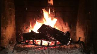 Idina Menzel - Holiday Wishes (Yule Log Video)