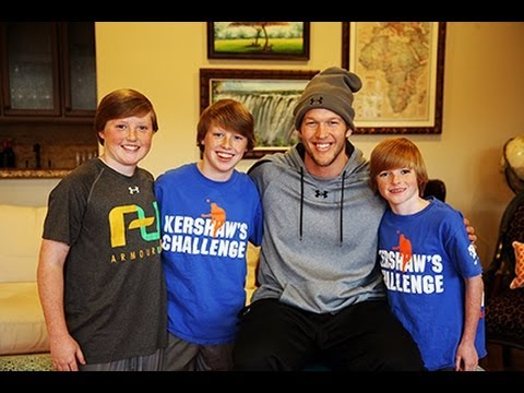 Armour Up 2014 Interview with Clayton Kershaw