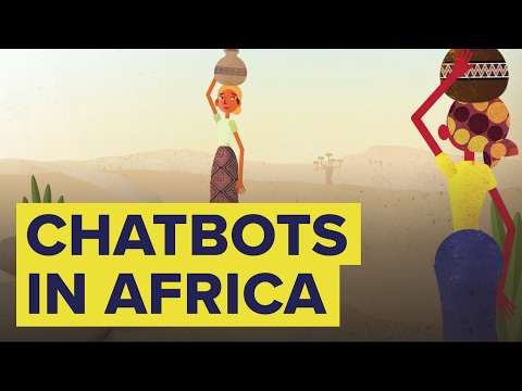Chatbots in Africa - How they will solve day-to-day problems in low income countries