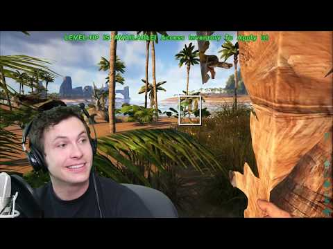 """TOBYGAMES LIVE: """"SHOVE IT IN HIS MOUTH!"""" - Ark (ft. Cute Girl Voice)"""