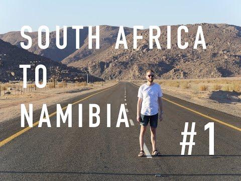 Von Kapstadt zum Orange River [VLOG #1] - letskeepexploring