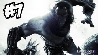 Darksiders 2 Gameplay Walkthrough - Part 7 - HUNGRY ROCK-MAN!! (Xbox 360/PS3/PC Gameplay)
