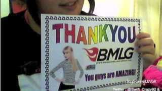 Thank You, Big Machine Records