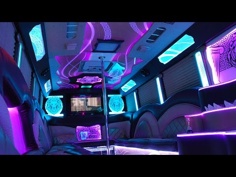 2015 Amazing Party Bus Bellagio by Elite Chicago Limo