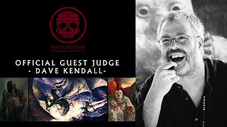The Hellbound Interviews - Dave Kendall | Horror Artist | Hellbound Horror Festival