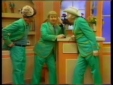 Mr Green Jeans with music - YouTube
