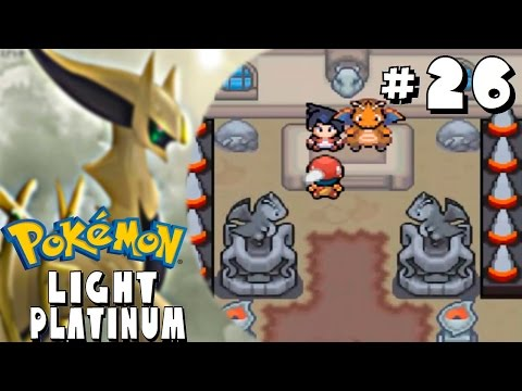 Pokemon Light Platinum #26 ¡LA ULTIMA MEDALLA VS EL PODEROSO MAESTRO DRAGÓN!