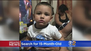Authorities Issue Amber Alert In Suspected Kidnapping Of 15-Month-Old