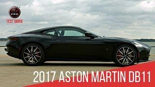 Test Drive: 2017 Aston Martin DB11
