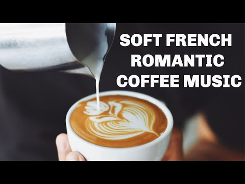 French romantic coffee music, perfect for enjoying the sights of Paris while enjoying morning coffee