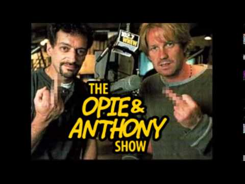 The Opie & Anthony Show - Fucking With An Author (11/29/04)