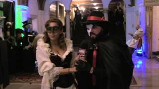 Weird Masquerade Guy