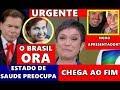 Chega Triste comunicado sobre Silvio Santos e Claudia Rodrigues... filho de Gugu, Sandra Annenberg