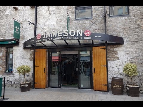 Old Jameson Distillery Tour - Bow Street, Dublin, Ireland