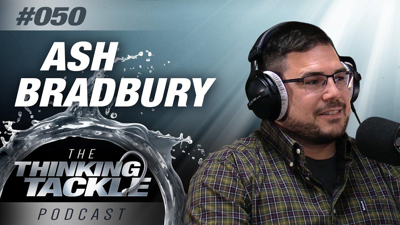 Korda Thinking Tackle Podcast #050 - Ash Bradbury | Carp Fishing