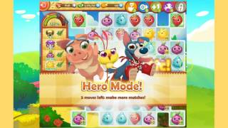 Video Farm Heroes Saga Level 1228 NO companions 3 Stars NEW download MP3, 3GP, MP4, WEBM, AVI, FLV September 2018