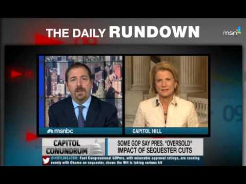 Shelley Moore Capito on Daily Rundown 3-5-13