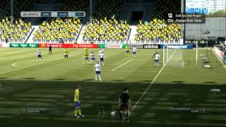 FIFA 12 - RTWC Japan 2012 - Sweden vs. Finland