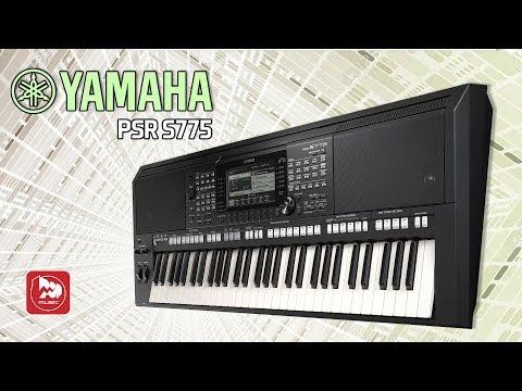 YAMAHA PSR-S775 музыкальная рабочая станция с автоаккомпанементом