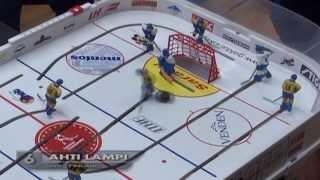 Настольный хоккей. Выпуск 78. Table hockey-RIGA-2012-semif-BOR-LAM-2-comment-TITOV