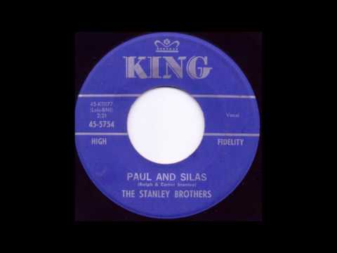 Paul And Silas - The Stanley Brothers