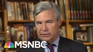 Whitehouse: GOP's Plan On Ford Hearing Without Investigation 'Appallingly Wrong' | MTP Daily | MSNBC