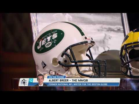 Albert Breer of The MMQB on Jets QB Situation - 3/13/17