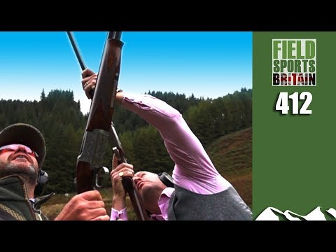 Fieldsports Britain - Stonking high birds