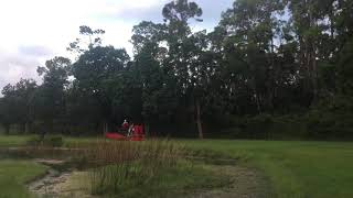 My airboat