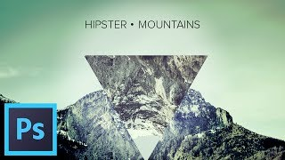 Ps 72: Hipster Mountains + Instagram efekty