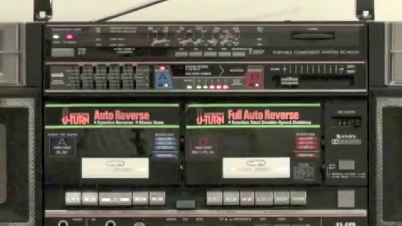 JVC RD HA 3 W Boom Blaster wei/ß