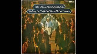Michael de Albuquerque- We May Be Cattle... (1973)[Full Album]