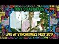 Tony Q Rastafara live at SynchronizeFest - 7 Oktober 2017