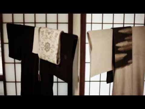 Fueki:textiles in praise of shadows