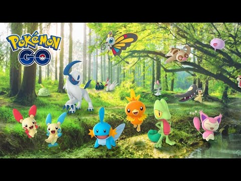 Download Youtube: GEN 3 WILL BE HERE IN THE NEXT FEW DAYS!! WEATHER INTRODUCTION AS WELL!! POKEMON GO