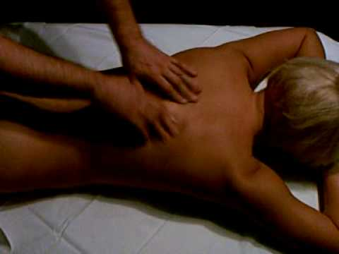 Massage clip on Celine Dion music